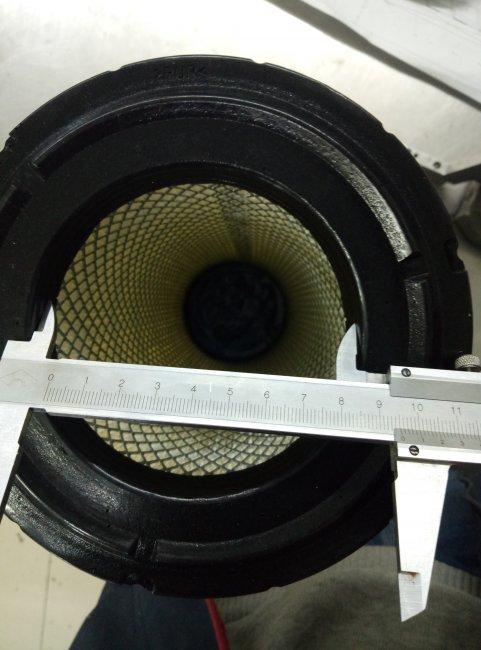 除尘空气滤筒160*95*345mm